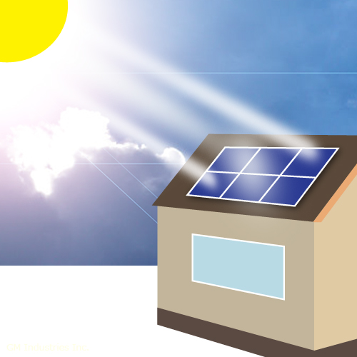 Roof Or Solar Tracking Energy Solutions Gmi Solar
